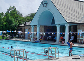 Whitney Young Pool