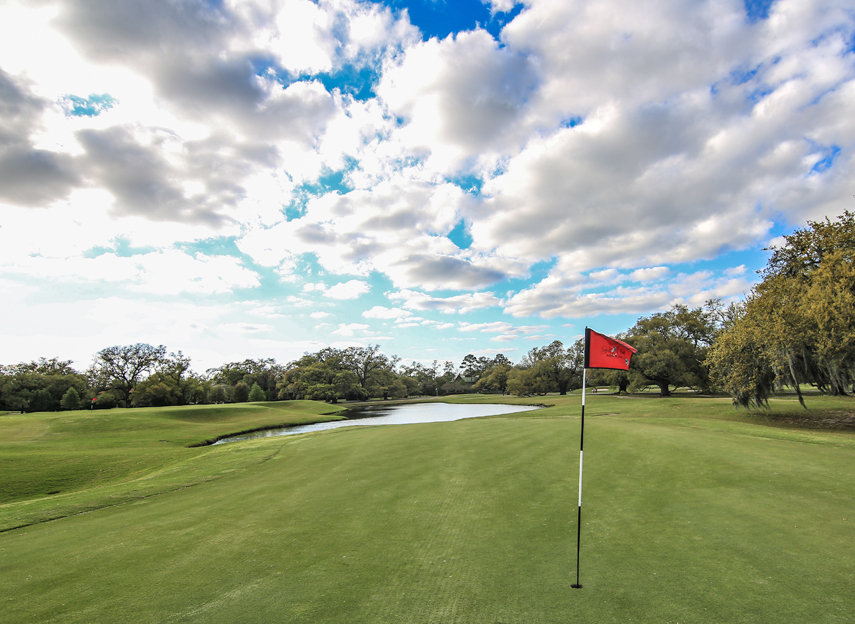A New Orleans Golf Course Photo - Audubon Nature Institute