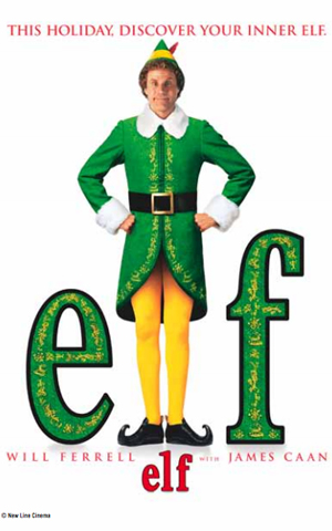 Elf rated PG