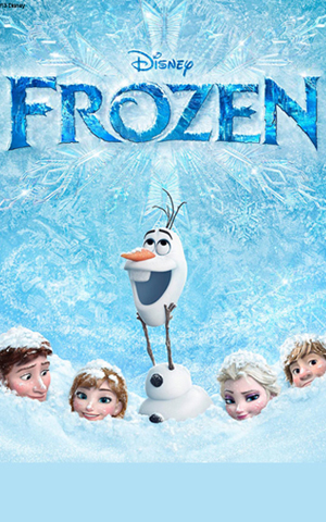 Frozen rated PG