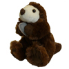 Sea otter plush toy.
