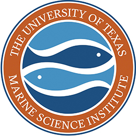 Logo for the the University of Texas Marine Science Institute