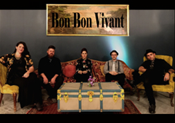 Picture of the band Bon Bon Vivant.