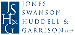 Jones Swanson Huddell and Garrison logo.