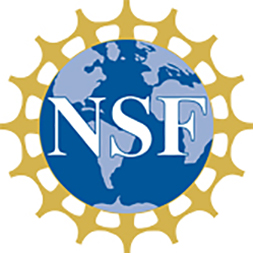 Logo for the NSF