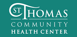 St. Thomas Heath Center logo.
