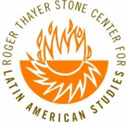 Roger Thayer Ston Center for Latin American Studies logo.