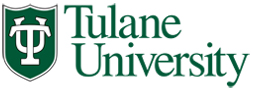 Logo for Tulane University