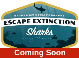 Escape Extinction: Sharks