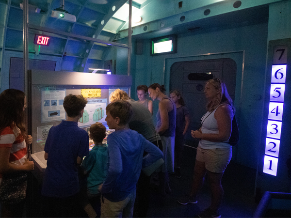Escape Extinction: Sharks at Audubon Aquarium of the Americas is a family friendly interactive experience presented by Escape My Room.
