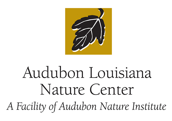 Audubon Louisiana Nature Center logo