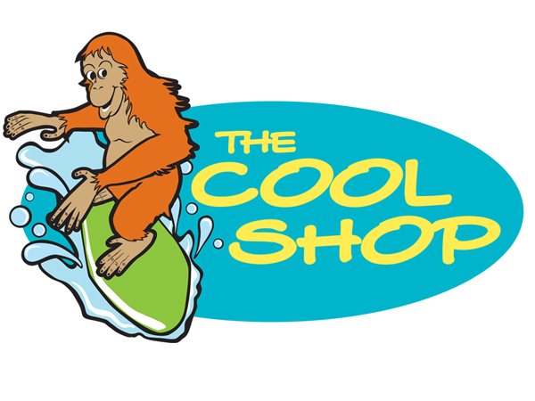 Cool Shop logo.