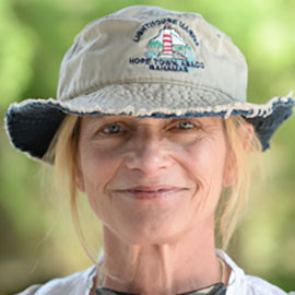 Profile photo of Beth Lambert, Member of the Audubon Commission.