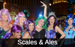 Icon for Scales and Ales event at the Audubon Aquarium of the Americas.