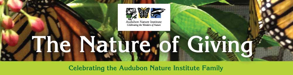 Nature of Giving - New Orleans, LA - Audubon Nature Institute