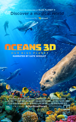 Oceans 3D - Our Blue Planet